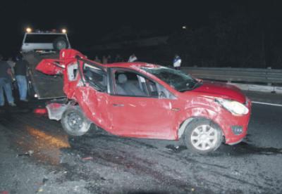 Cuatro Hombres Murieron En Accidente Carretero Volvían De Una