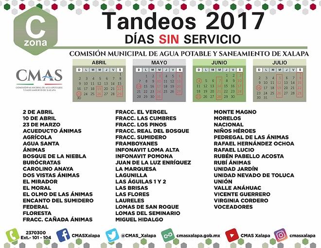 CMAS_XALAPA TANDEOS FINAL ZONA C