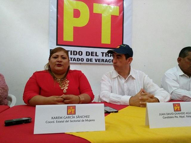 PT Karen García Sánchez.